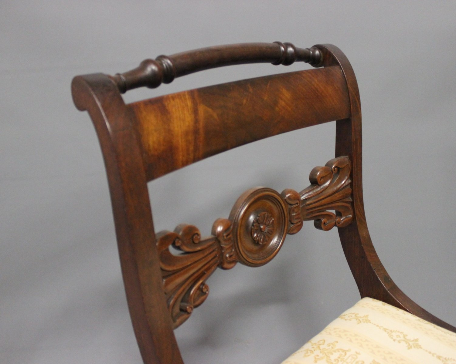 Price per set - Antique Danish Chairs, 19th Century, Set Of 9 For Sale At Pamono