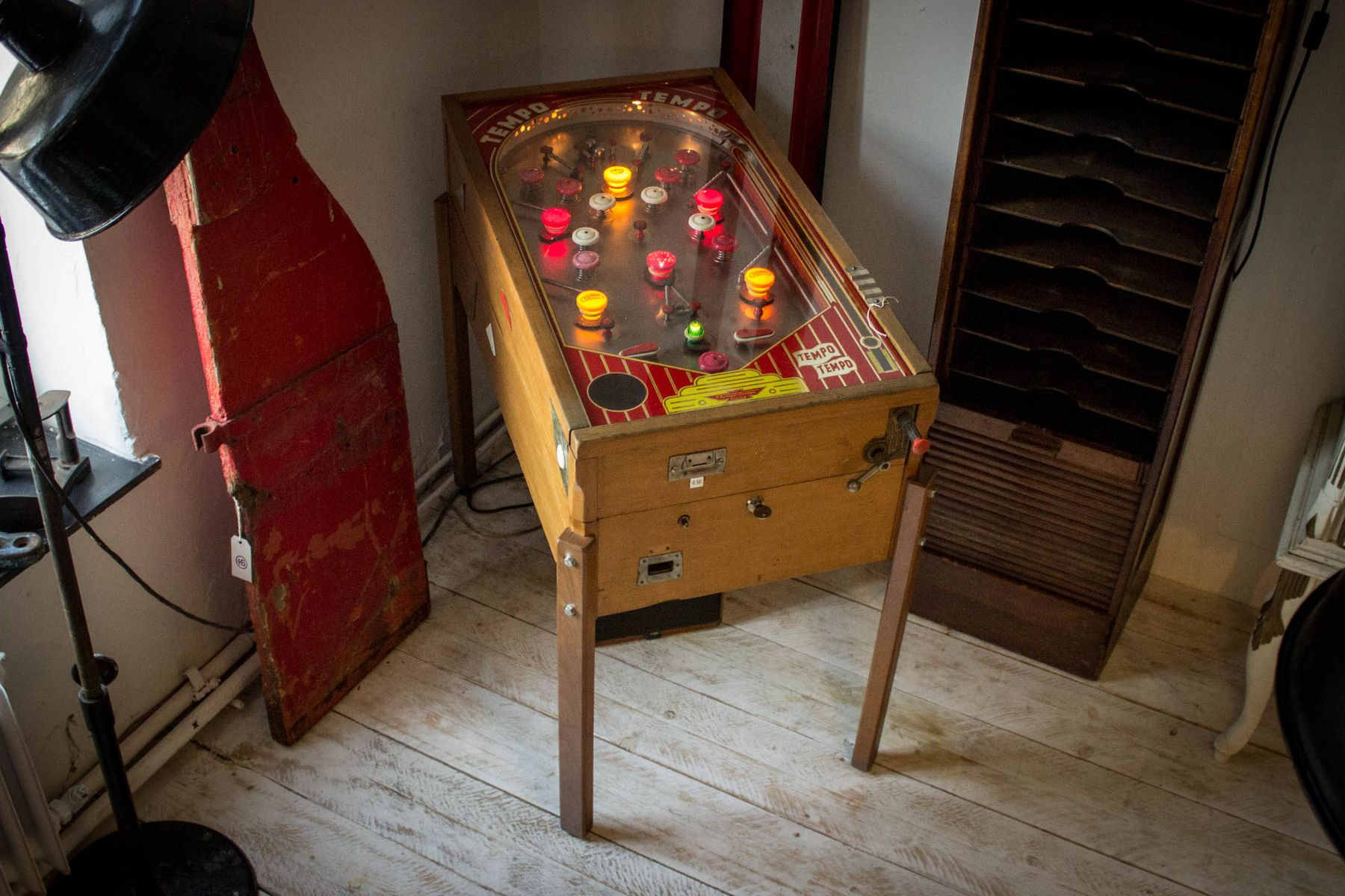 Pinball Coffee Table Instacoffeetable