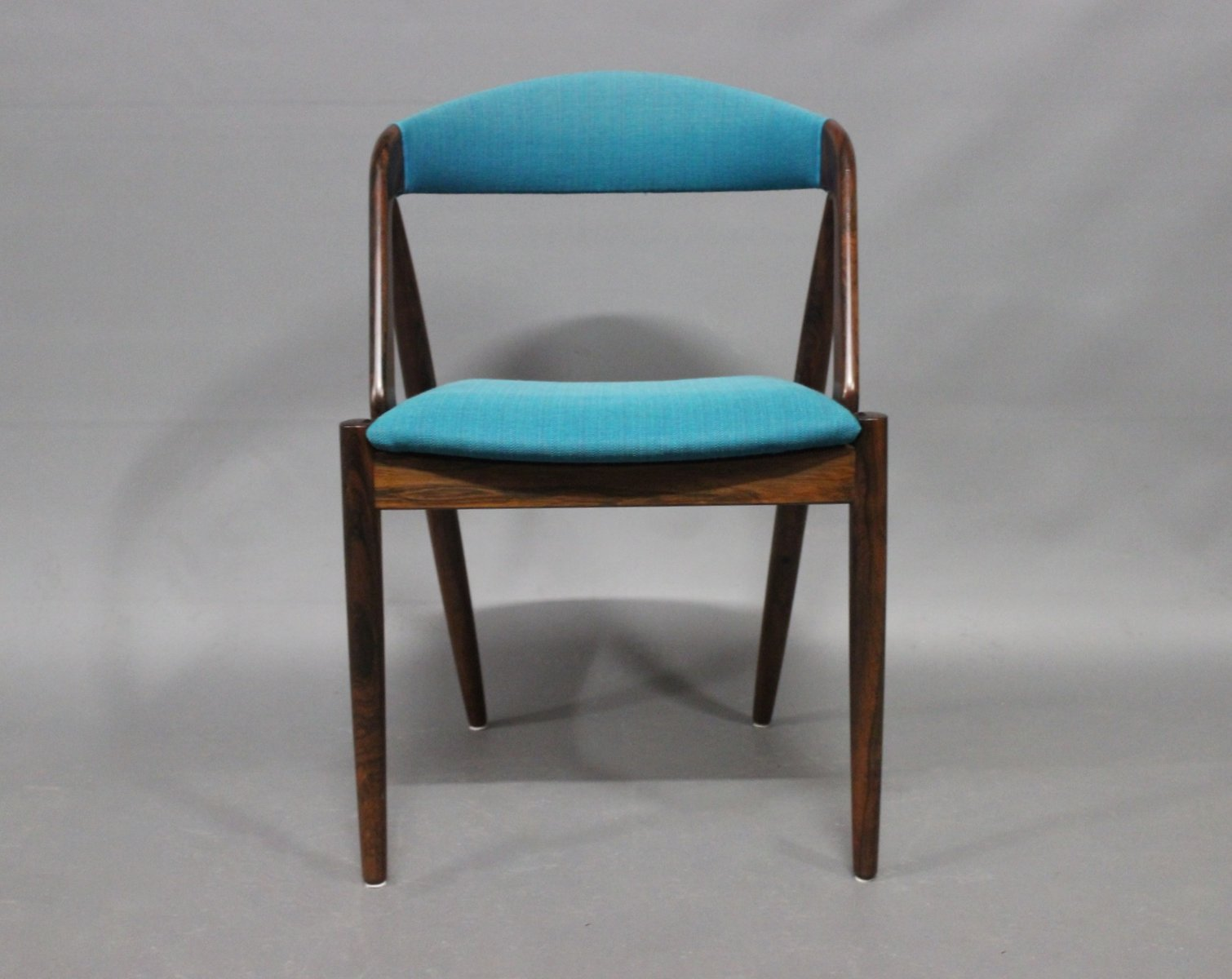 ... Model 31 Dining Room Chairs By Kai Kristiansen And Schou Andersen 1960s  Set Of 6