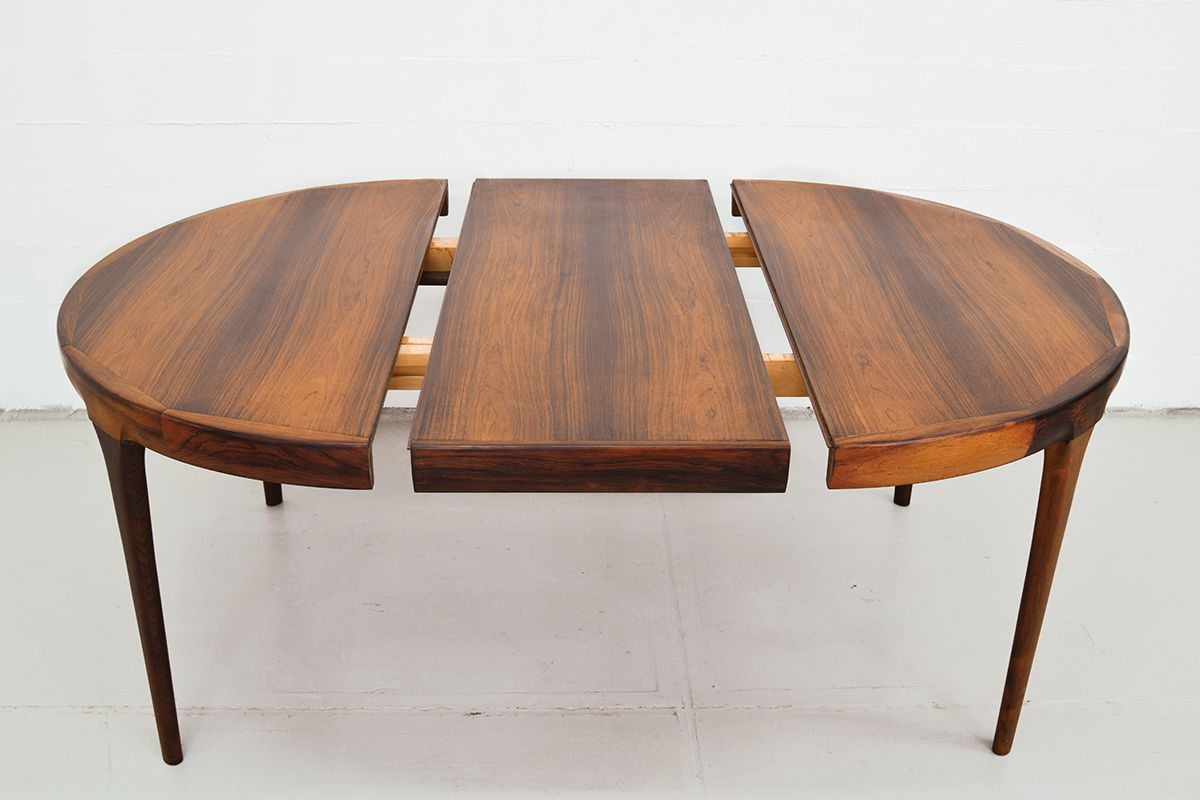 round expandable dining table full size of dining large antique  - round extendable dining table by ib kofodlarsen for faarup mbelfabrik