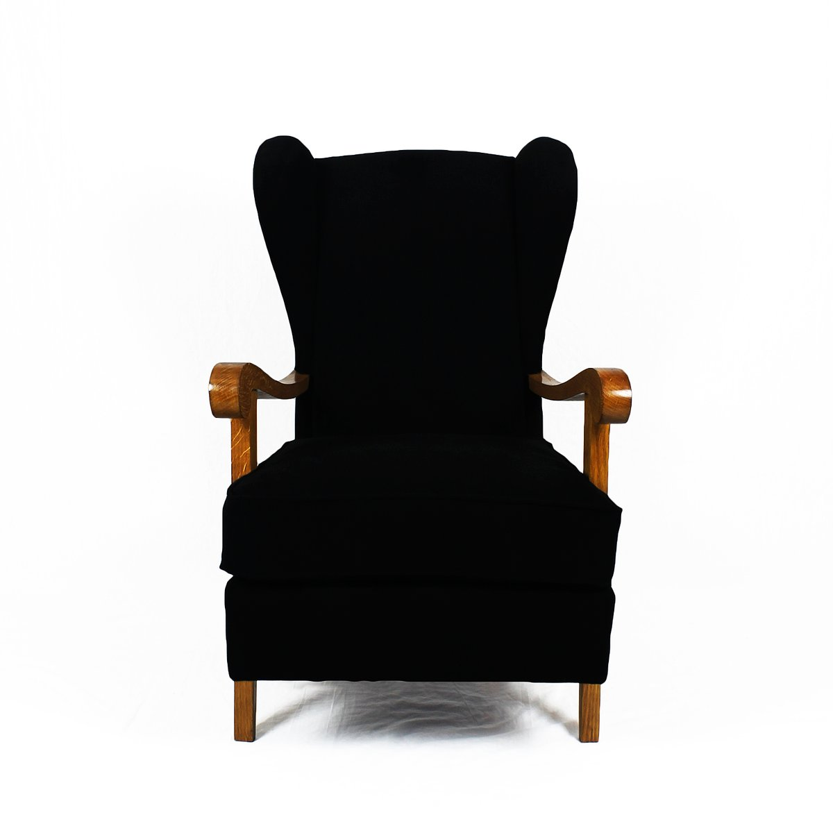 Wing back armchairs 1940s set of 2 for sale at pamono for 2 armchairs for sale