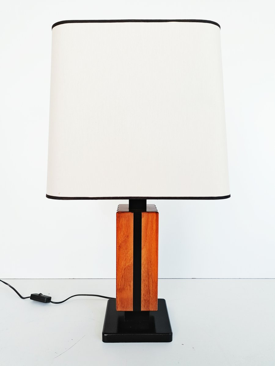 Roche bobois table lamp 1970s for sale at pamono for Table ardoise roche bobois
