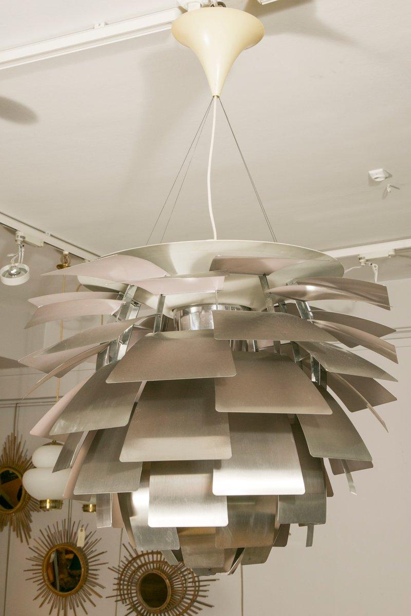 Large Artichoke Ceiling Lamp by Poul Henningsen for Poulsen, 1958