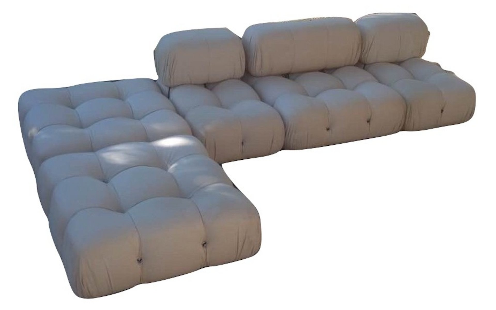 Vintage Camaleonda Modular Lounge Sofa By Mario Bellini For C B Italia 1973