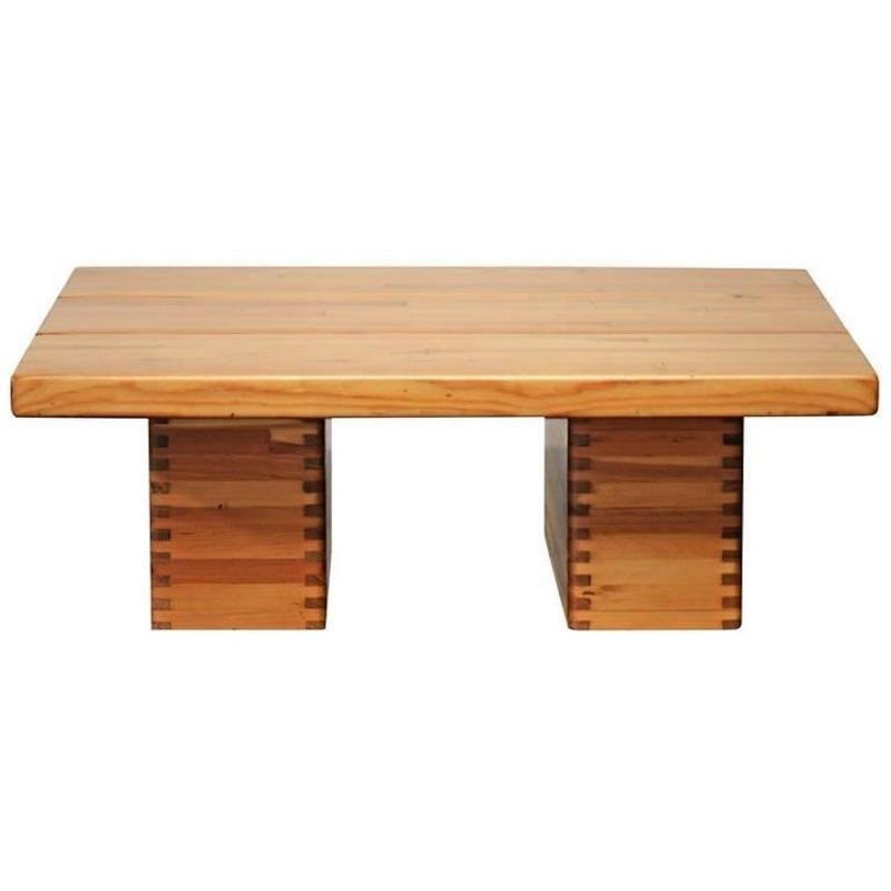 Finnish Pine Coffee Table By Ilmari Tapiovaara 1955 For Sale At Pamono