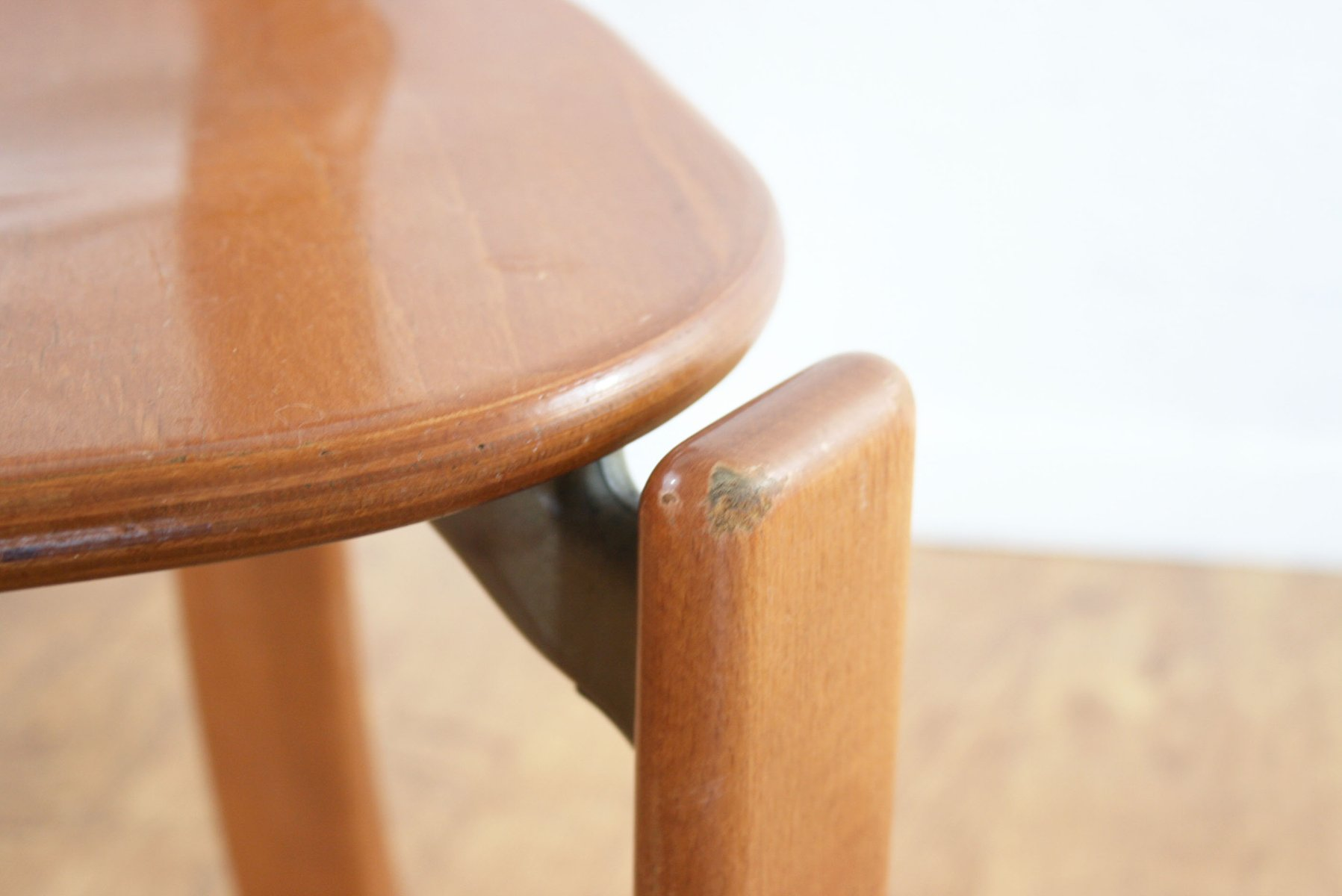 Dining Chairs by Bruno Rey for Dietiker Set of 2 for sale at Pamono