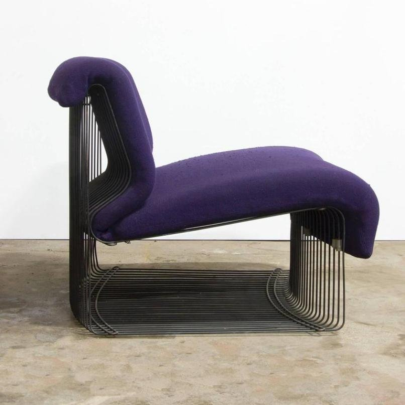 pantonova sessel von verner panton 1970er bei pamono kaufen. Black Bedroom Furniture Sets. Home Design Ideas