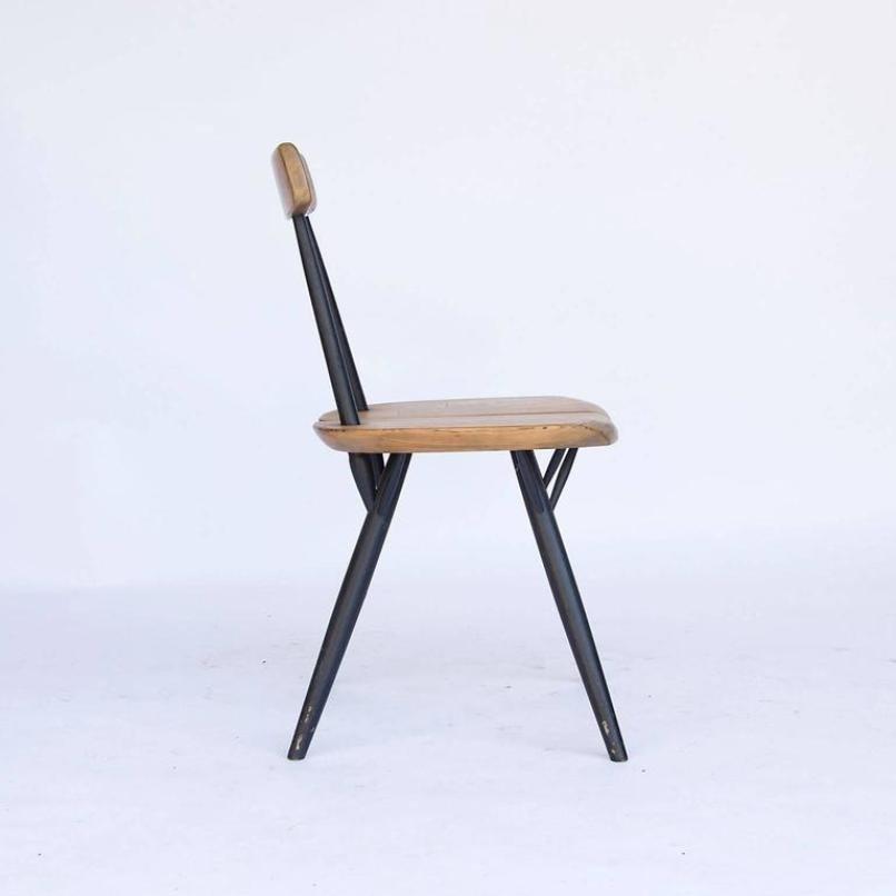Vintage pirkka stuhl von ilmari tapiovaara f r laukaan puu - Tapiovaara stuhl ...