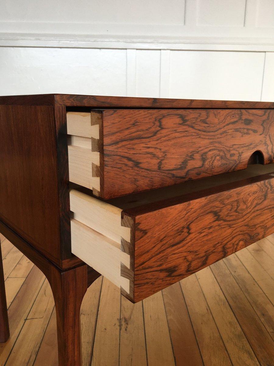 d nische niedrige modell 394 palisander kommode von aksel kjersgaard f r odder bei pamono kaufen. Black Bedroom Furniture Sets. Home Design Ideas
