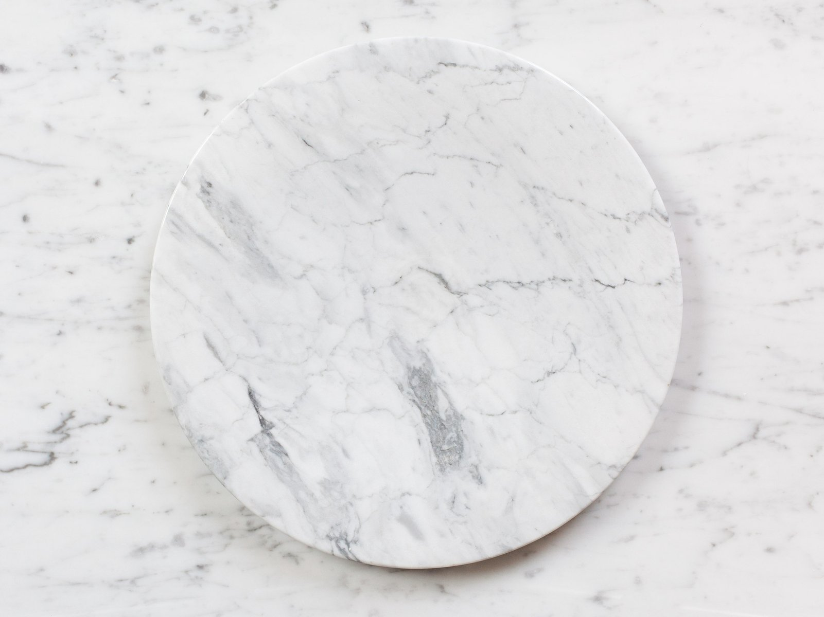 Bianco Carrara Marble : Bramante bianco carrara marble tray by stories of italy