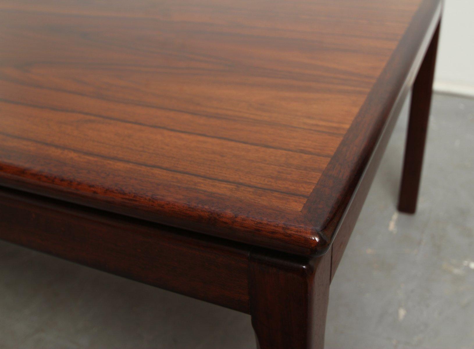 Tavolino da caff in palissandro di bruksbo anni 39 60 in for Tavolino anni 60 design