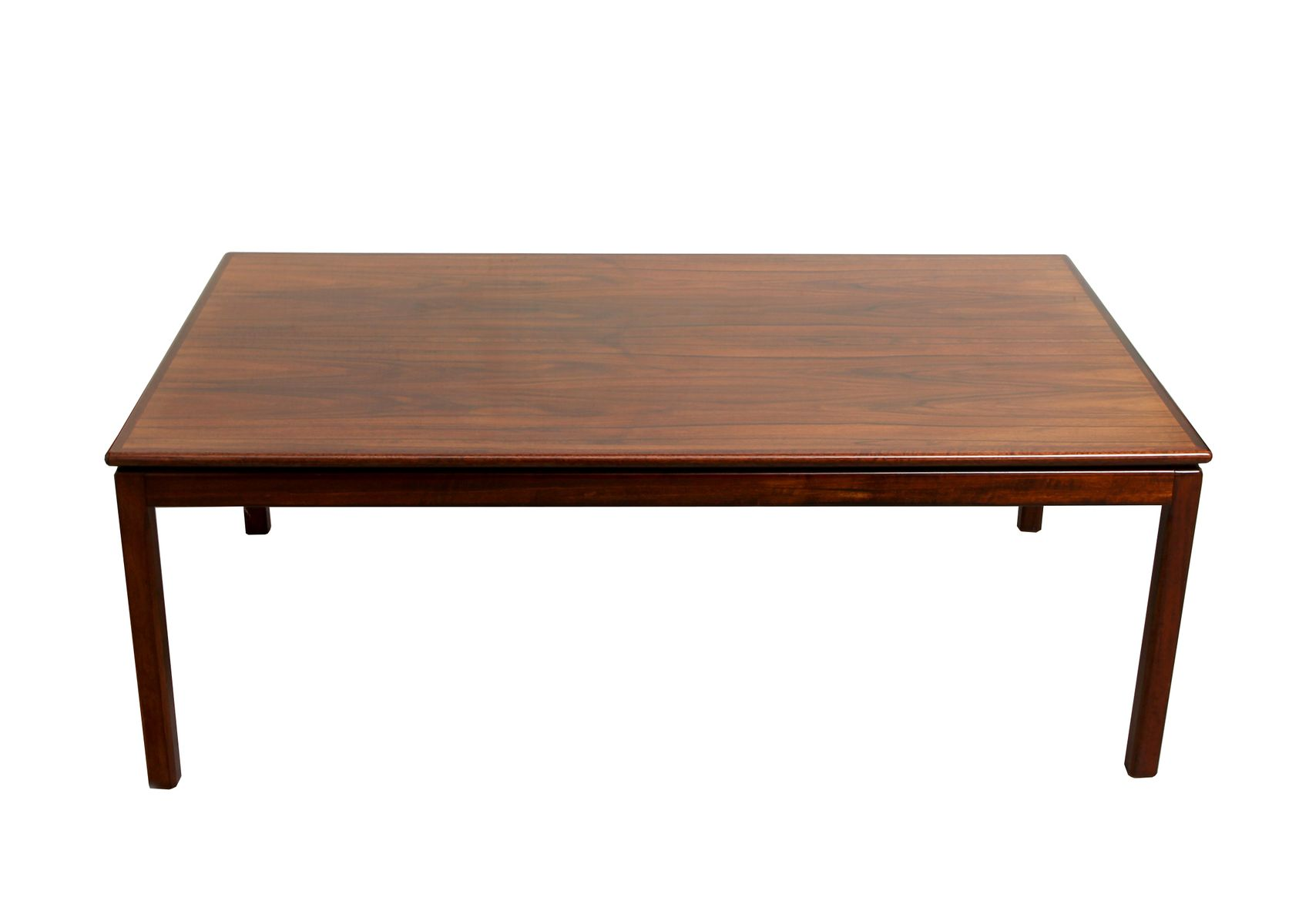 Rosewood Coffee Table from Bruksbo 1960s for sale at Pamono