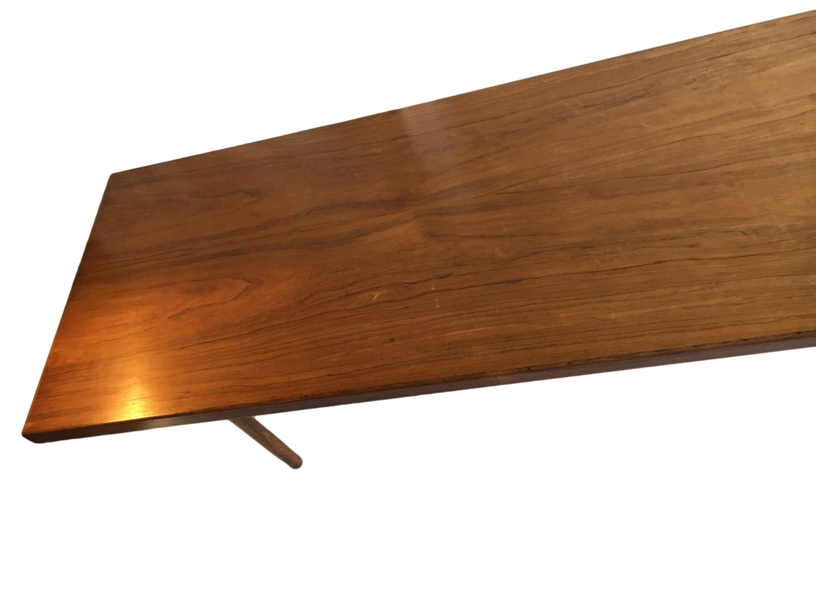 Vintage Rosewood Coffee Table By Kai Kristiansen For Sale At Pamono