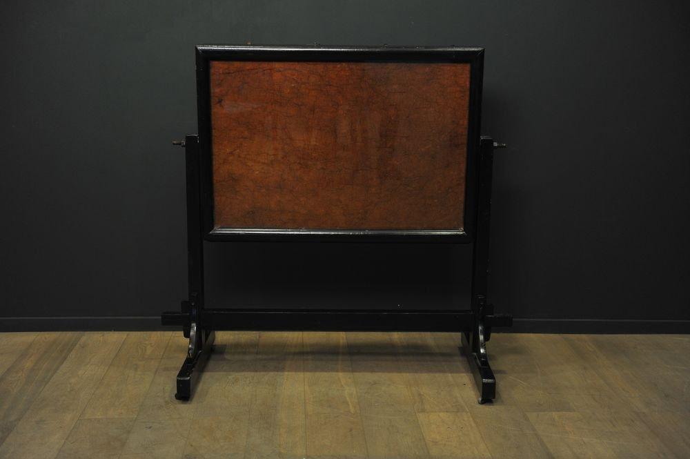 franz sische pinnwand aus holz glas 1960er bei pamono kaufen. Black Bedroom Furniture Sets. Home Design Ideas