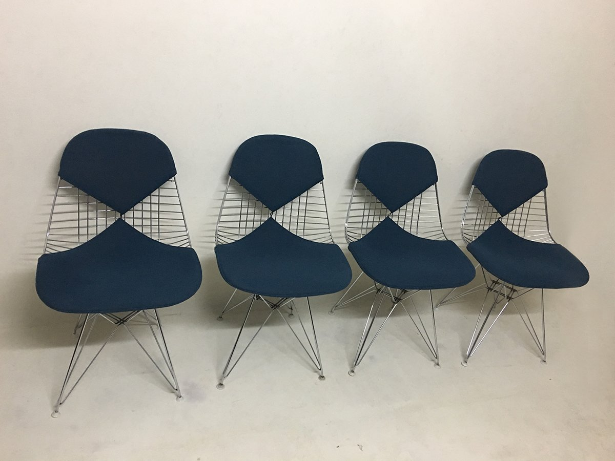 Interesting uac with eames sedie for Eames mobilier