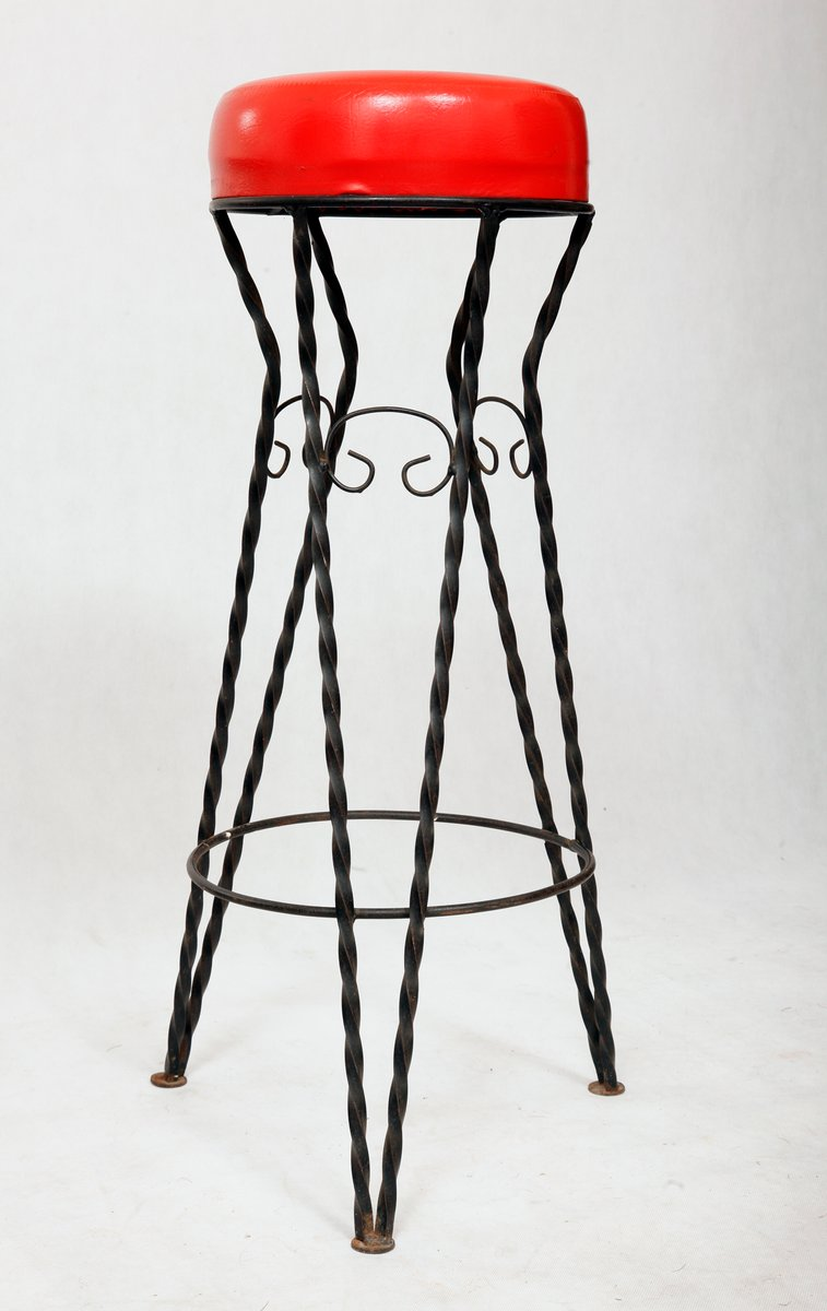 Vintage Bar Stools 1960s Set Of 2 For Sale At Pamono