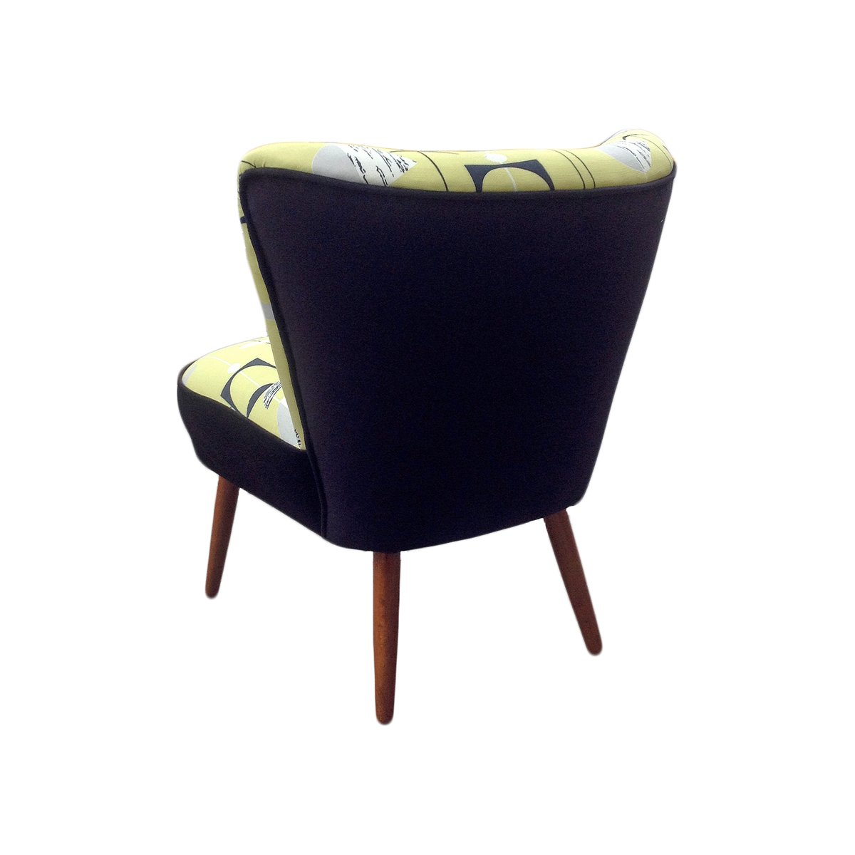 Armchair Upholstery Club Armchair With Sanderson Upholstery 1950s For Sale At Pamono