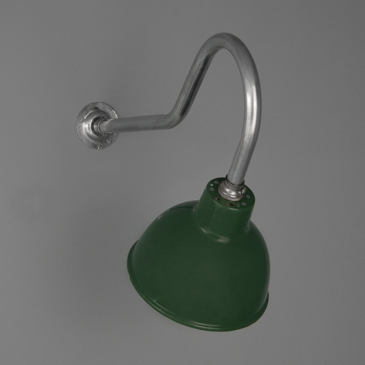 lampe industrielle anglaise