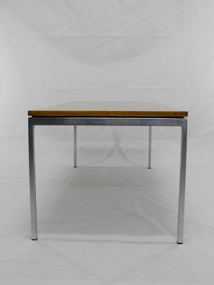 Vintage Model 2511 Coffee Table By Florence Knoll For Knoll International