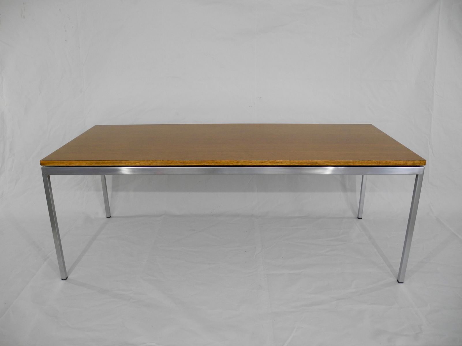 Vintage model 2511 coffee table by florence knoll for Florence knoll coffee table