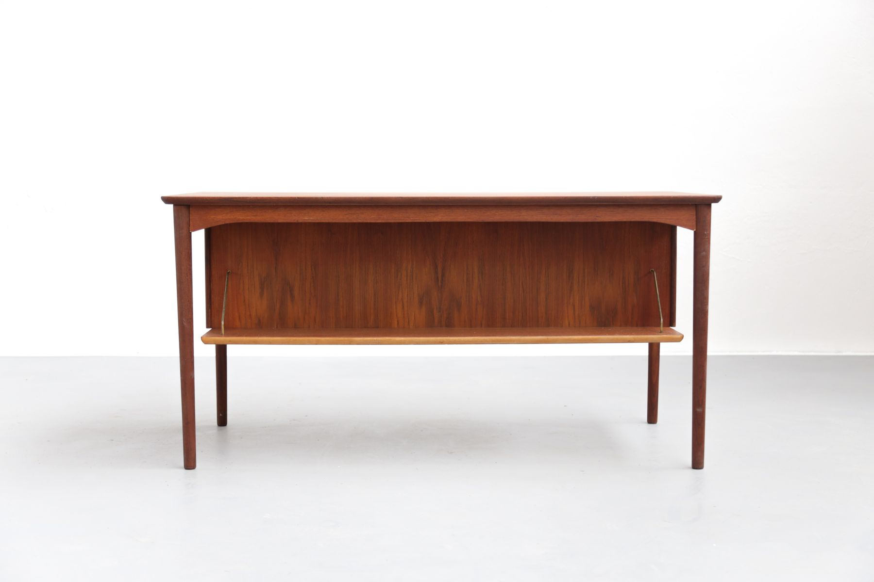 Scandinavian Style Desk vintage scandinavian style teak desk for sale at pamono