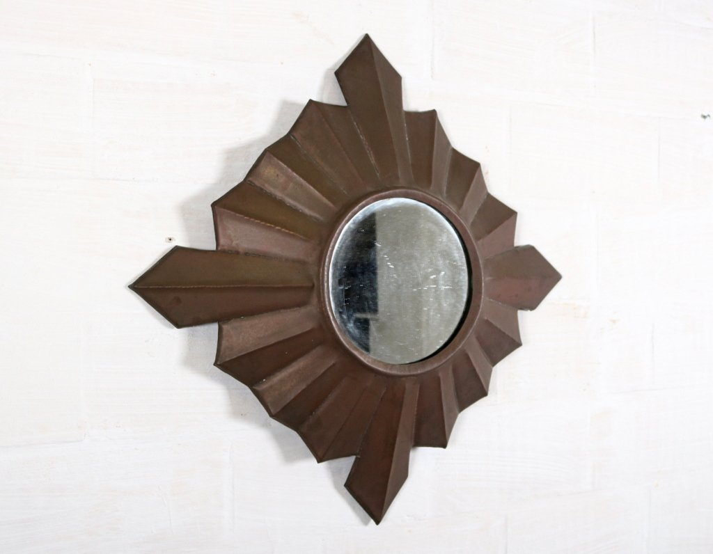 Art deco mirror 1930s for sale at pamono for Meuble art deco 1930