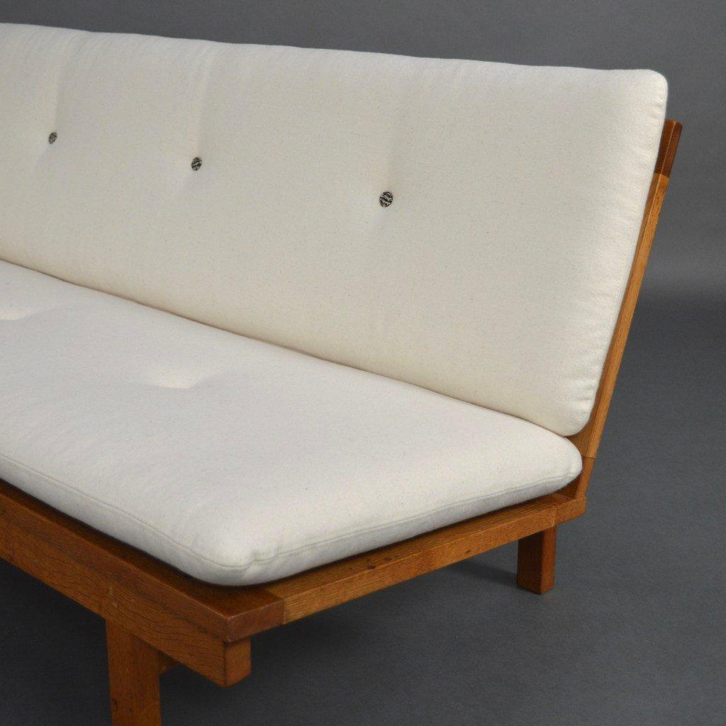 canap banc 4 places en ch ne par b rge mogensen for. Black Bedroom Furniture Sets. Home Design Ideas