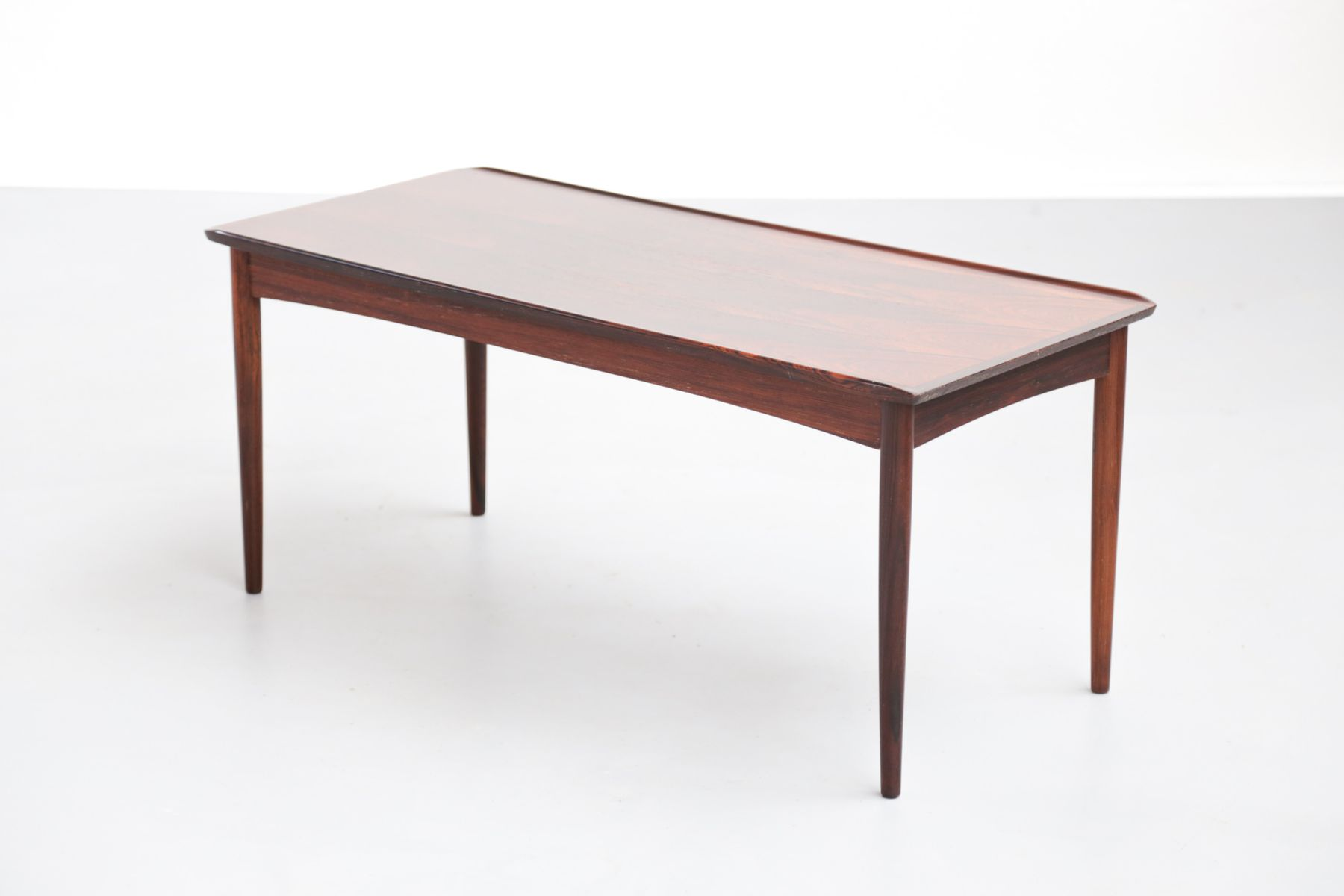 Danish Rio Rosewood Coffee Table For Sale At Pamono