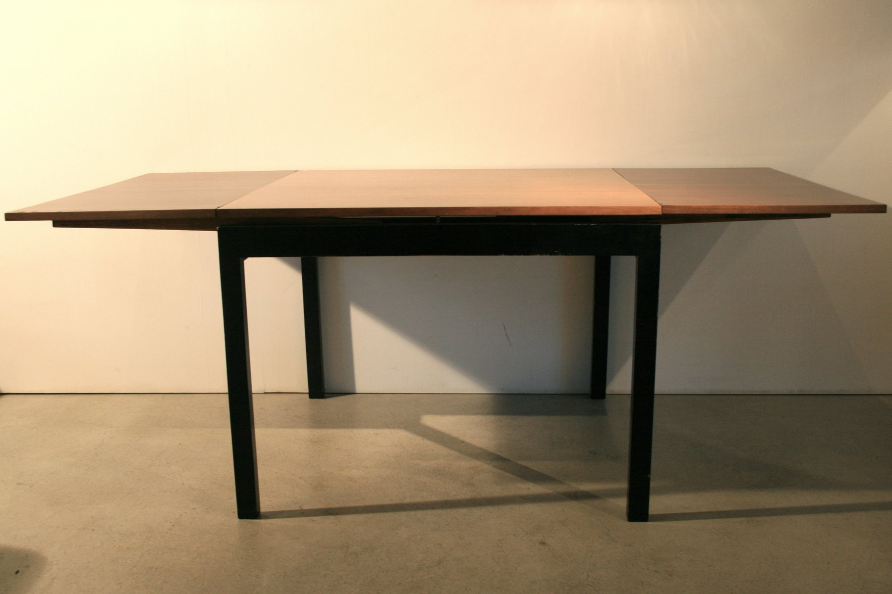 Extendable Table mid-century square extendable tablewilly guhl for sale at pamono