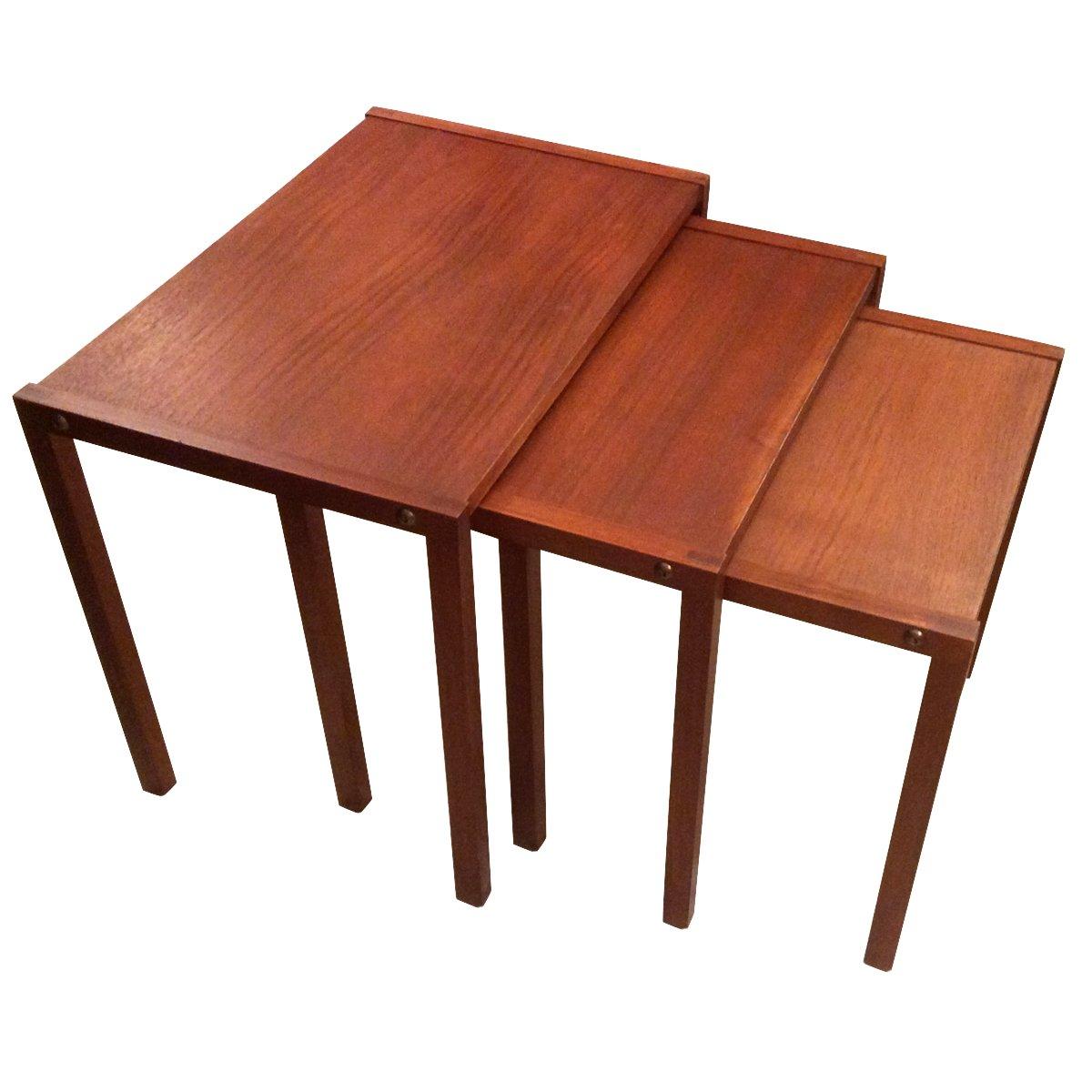 schwedische satztische bei pamono kaufen. Black Bedroom Furniture Sets. Home Design Ideas