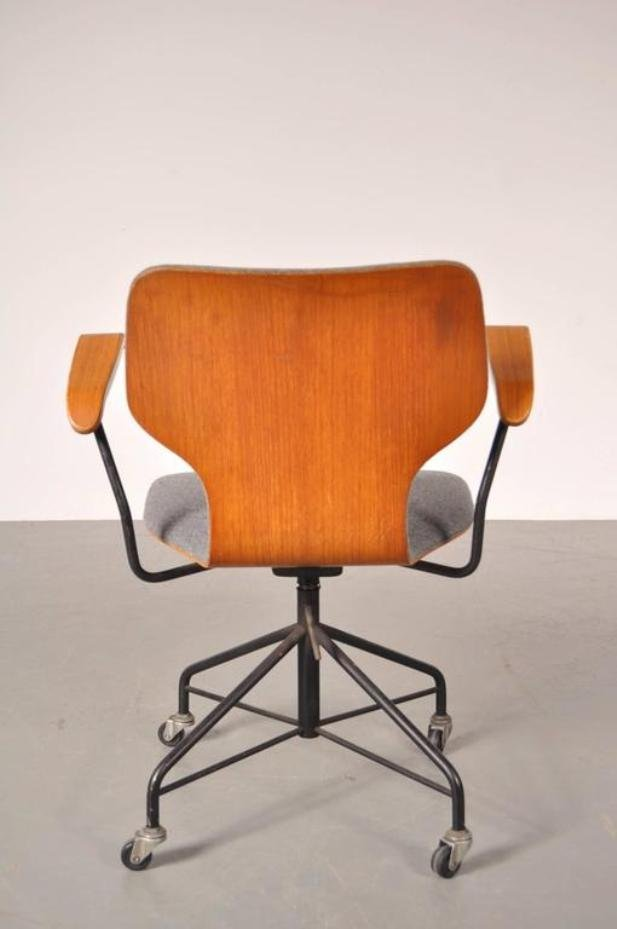 Japanese office chair by isamu kenmochi for tendo 1950s for Asian chairs for sale