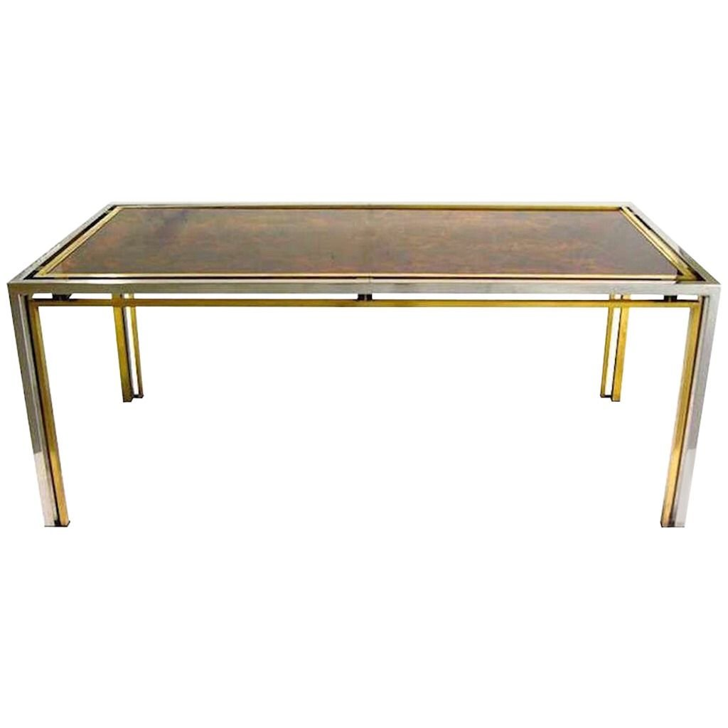 Vintage Coffee Table By Romeo Rega 1970s For Sale At Pamono