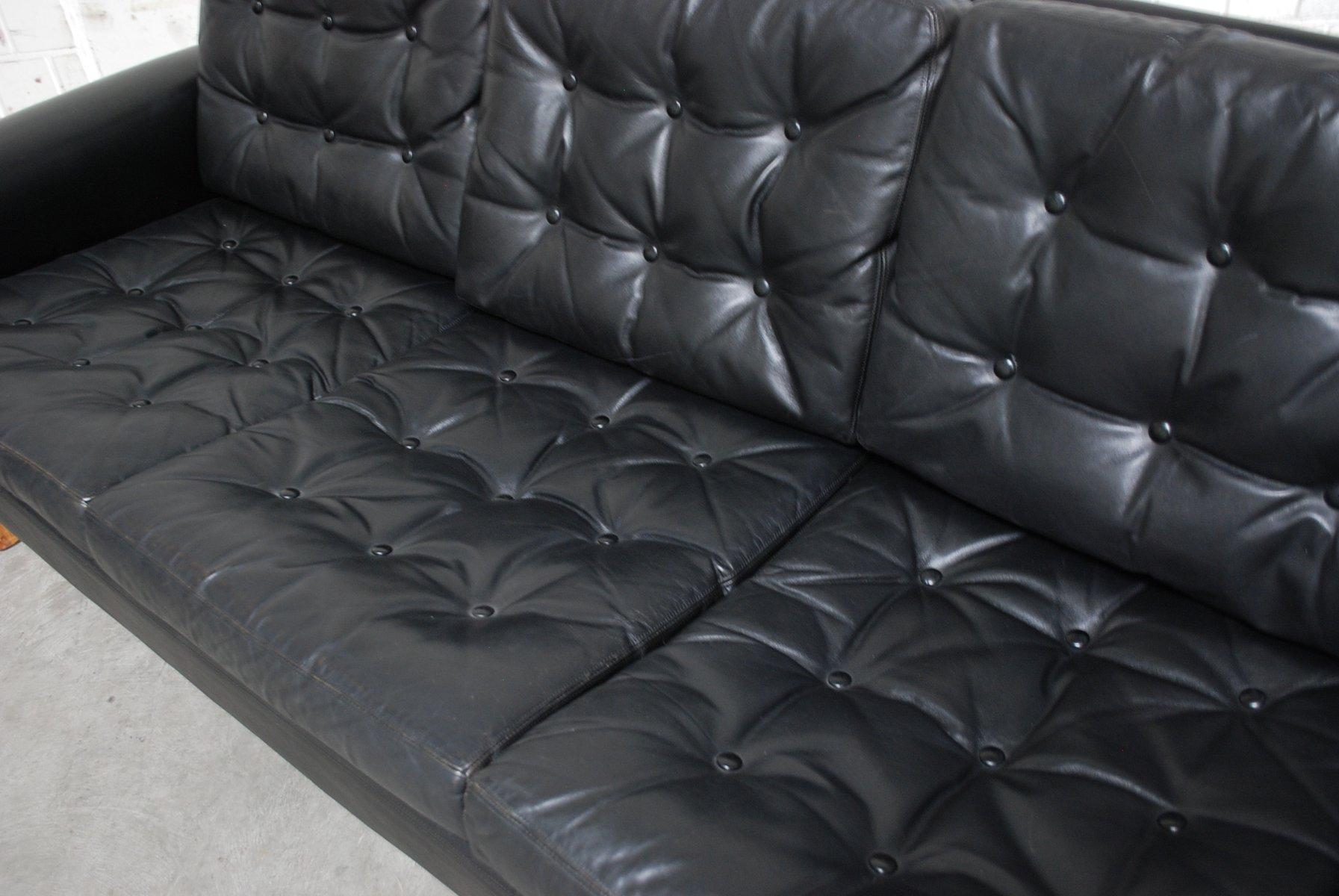 Vintage Sofa Two Armchairs by Rudolf Glatzel for Kill