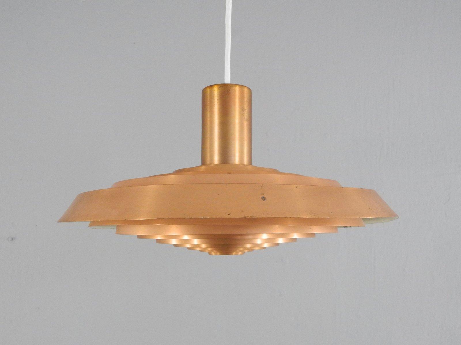 vintage-ph-tallerken-haengeleuchte-von-poul-henningsen-fuer-louis-poulsen-2 Schöne Lampe Mit Mehreren Lampenschirmen Dekorationen