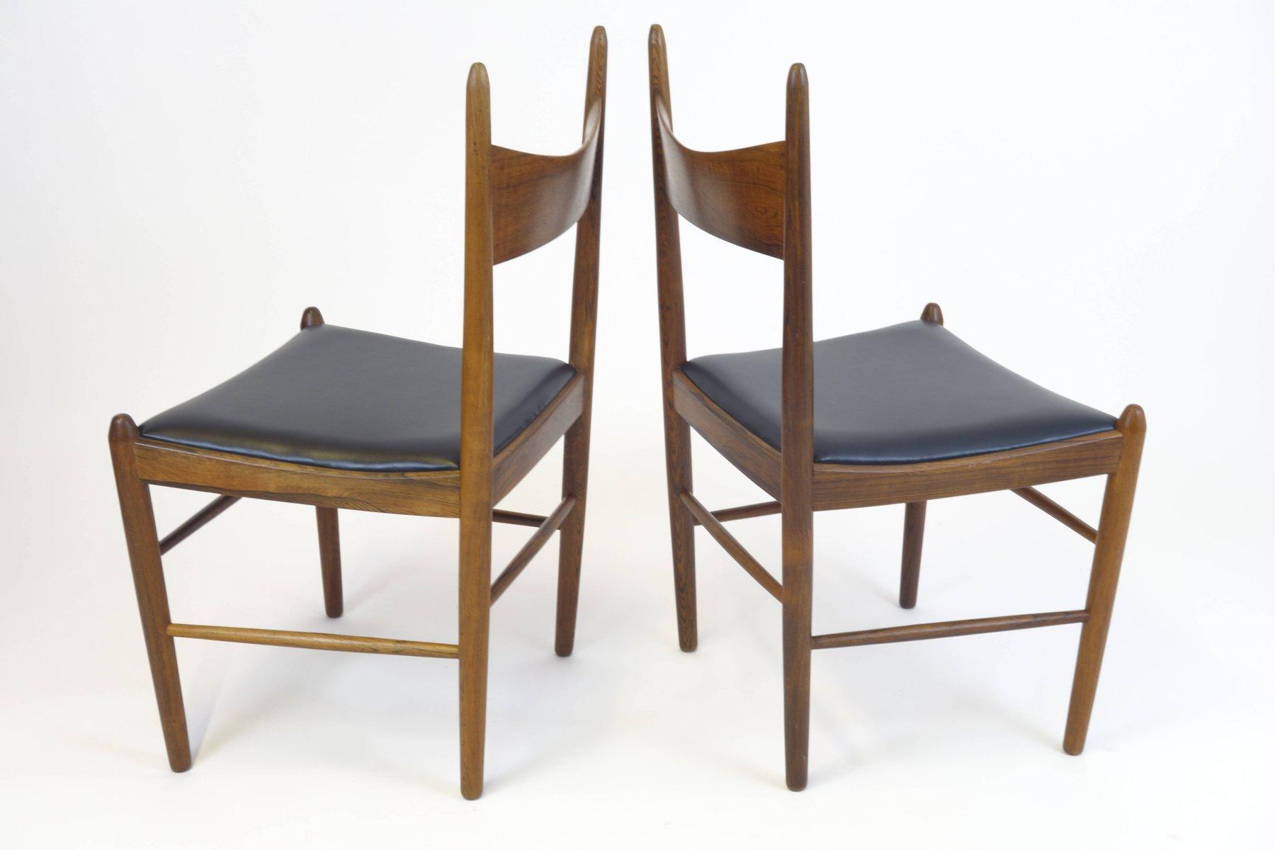 esszimmerst hle von illum wikkelso f r vestervig eriksen. Black Bedroom Furniture Sets. Home Design Ideas