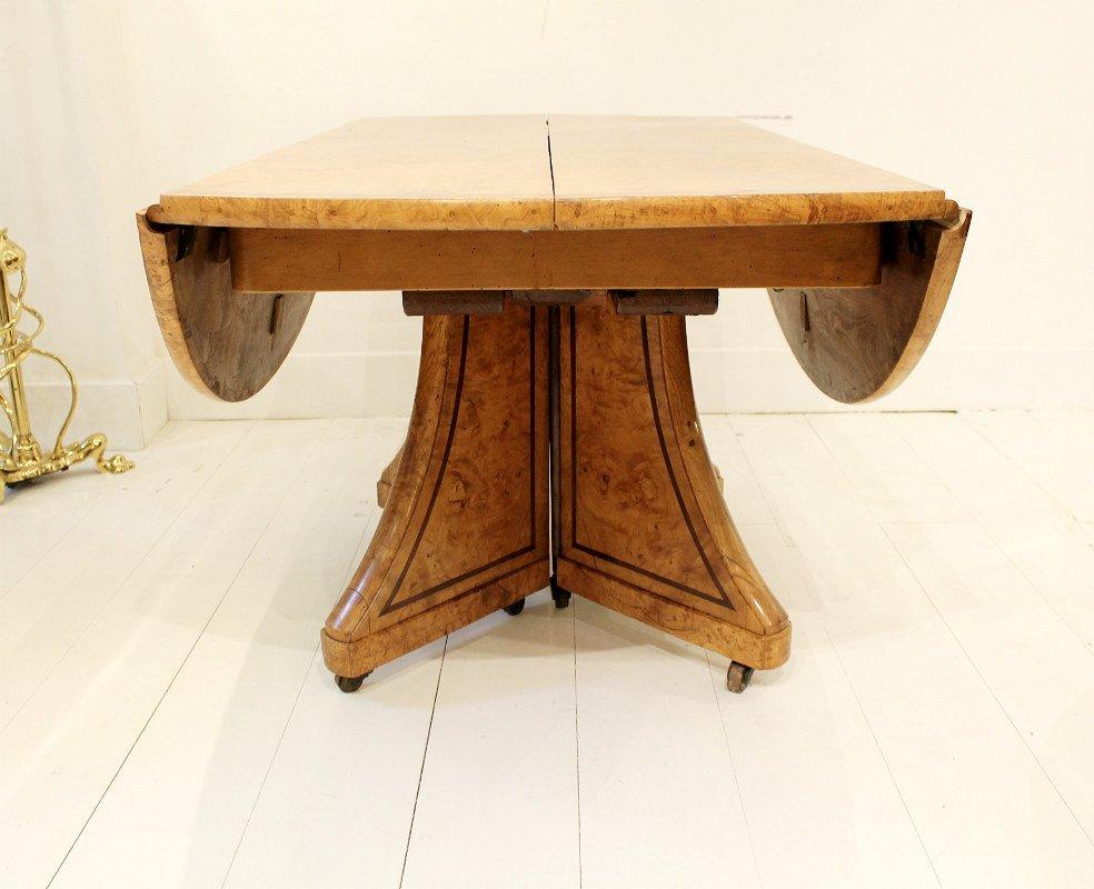 table de salon antique charles x en fr ne en vente sur pamono