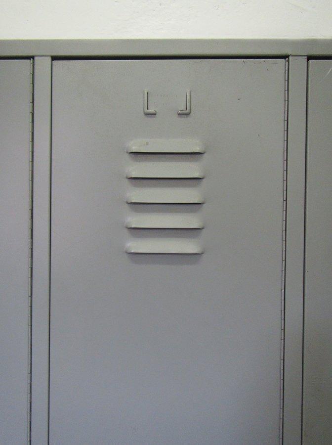 Vintage Industrial Doors For Sale : Vintage industrial door locker s for sale at pamono