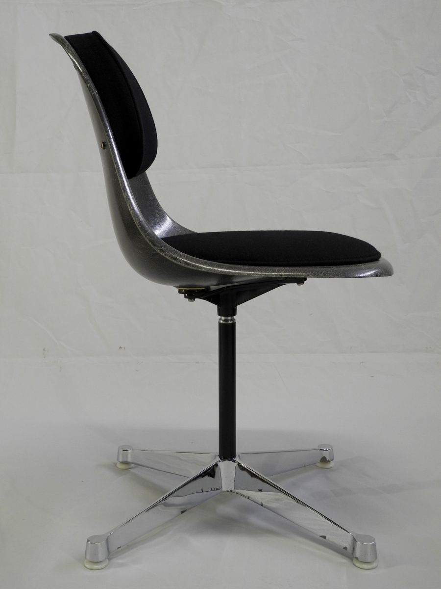 Vintage psc 3 office chair by charles ray eames for herman miller for s - Herman miller vintage ...