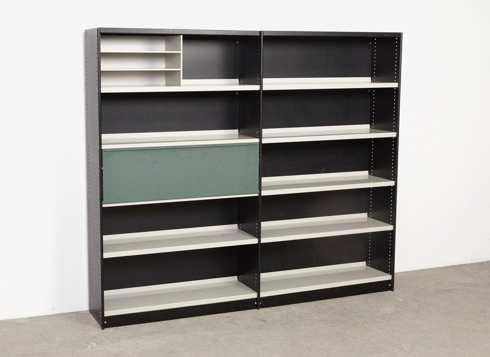 gro es stabilux regal von friso kramer f r ahrend de cirkel bei pamono kaufen. Black Bedroom Furniture Sets. Home Design Ideas