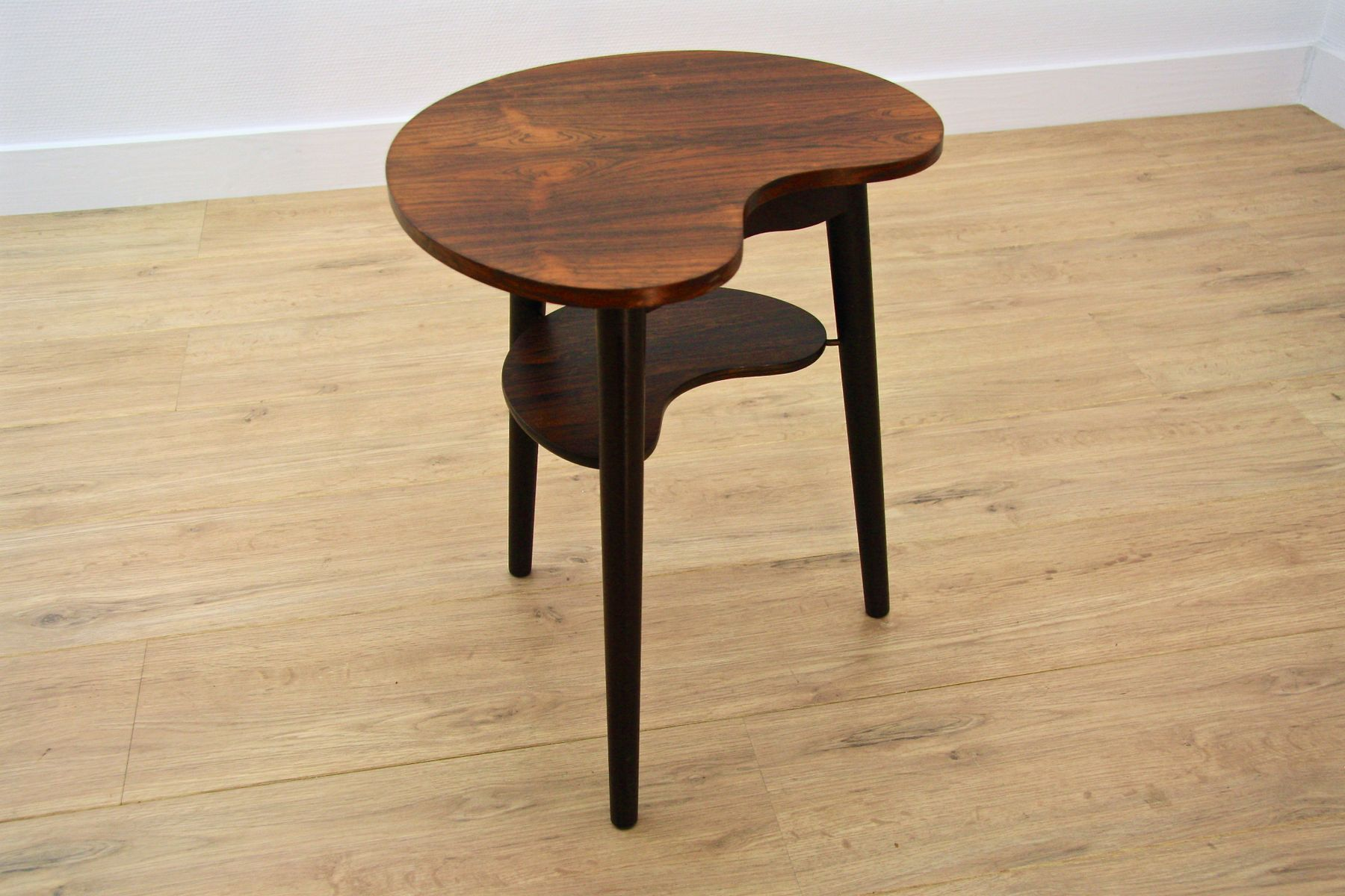 Danish Side Table In Rosewood, 1960s