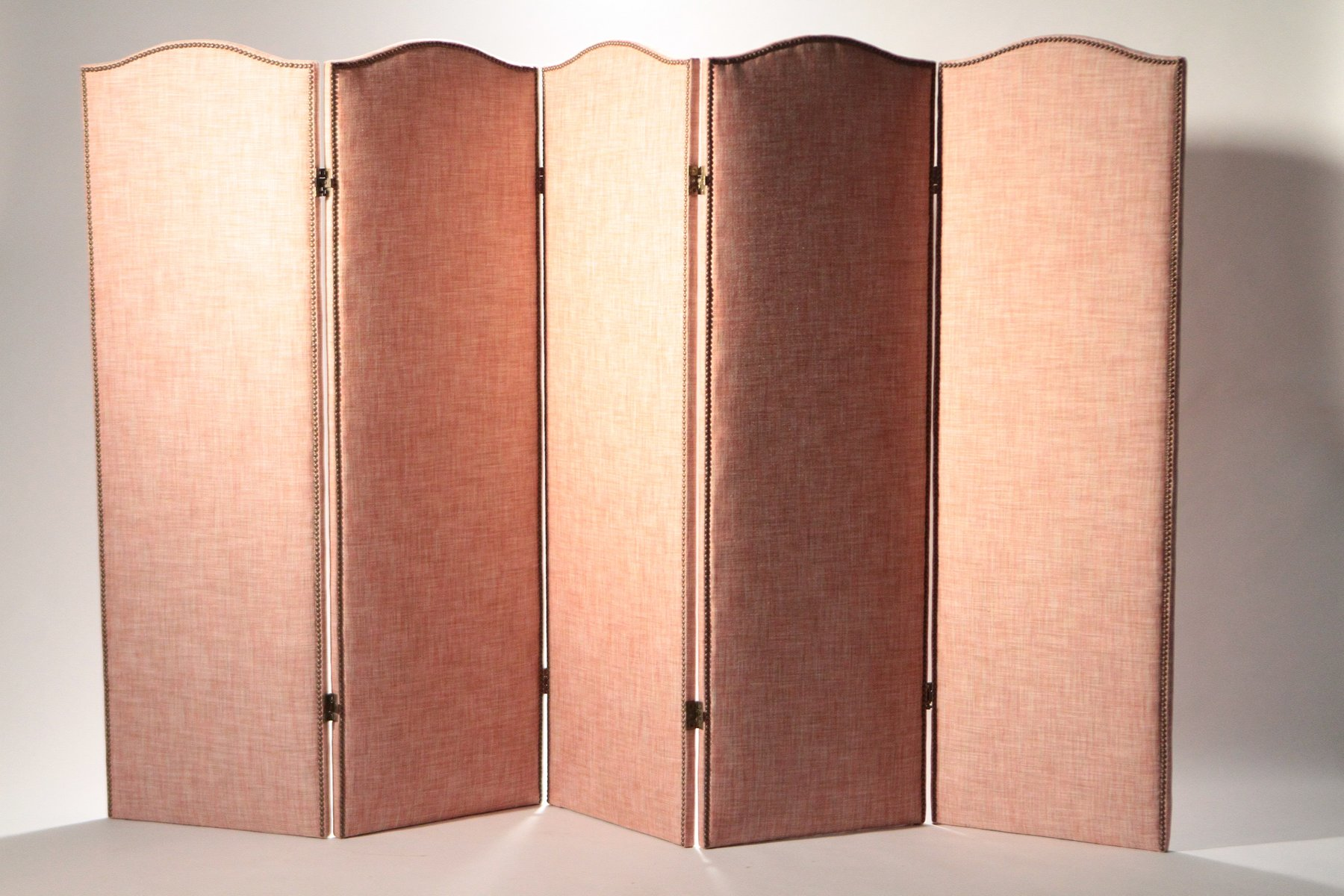 Folding Screen Vintage Upholstered Folding Screen 1920s For Sale At Pamono