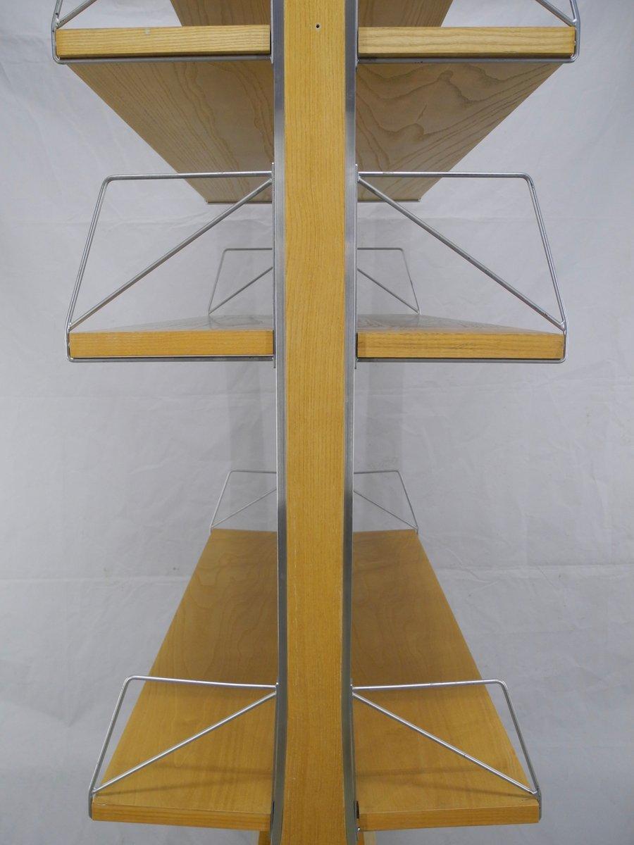 kleines vintage eichenholz b cherregal bei pamono kaufen. Black Bedroom Furniture Sets. Home Design Ideas
