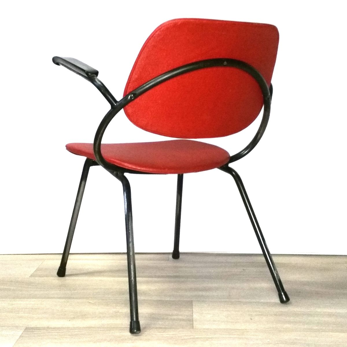 Mid century chair from marko for sale at pamono for Z chair mid century
