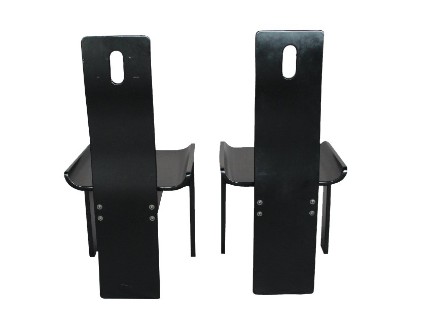 Modernist Chairs Set of 4 for sale at Pamono