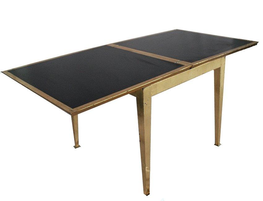 moderner italienischer flip top tisch bei pamono kaufen. Black Bedroom Furniture Sets. Home Design Ideas