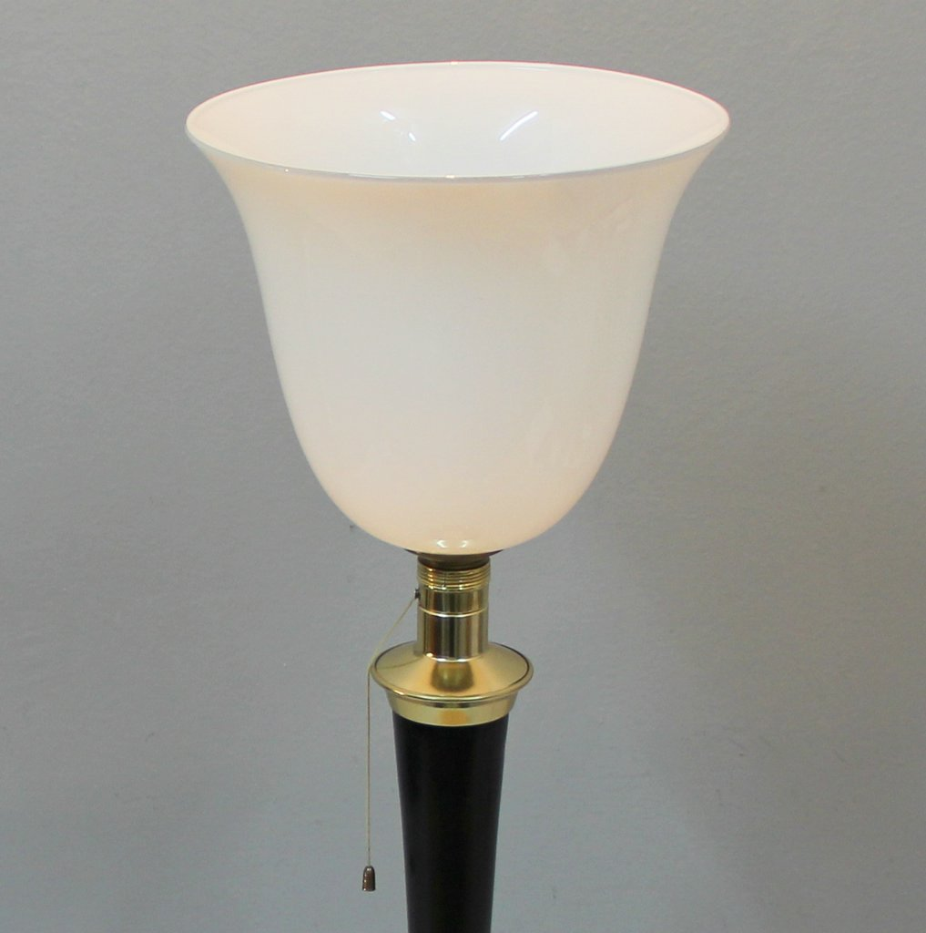 Vintage art dec table lamp from mazda for sale at pamono - Deco table vintage ...