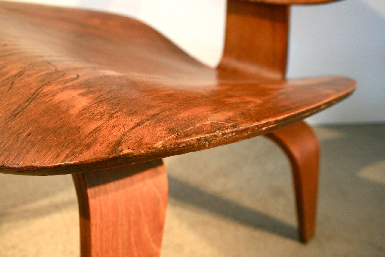 lcw stuhl von charles eames f r herman miller bei pamono kaufen. Black Bedroom Furniture Sets. Home Design Ideas