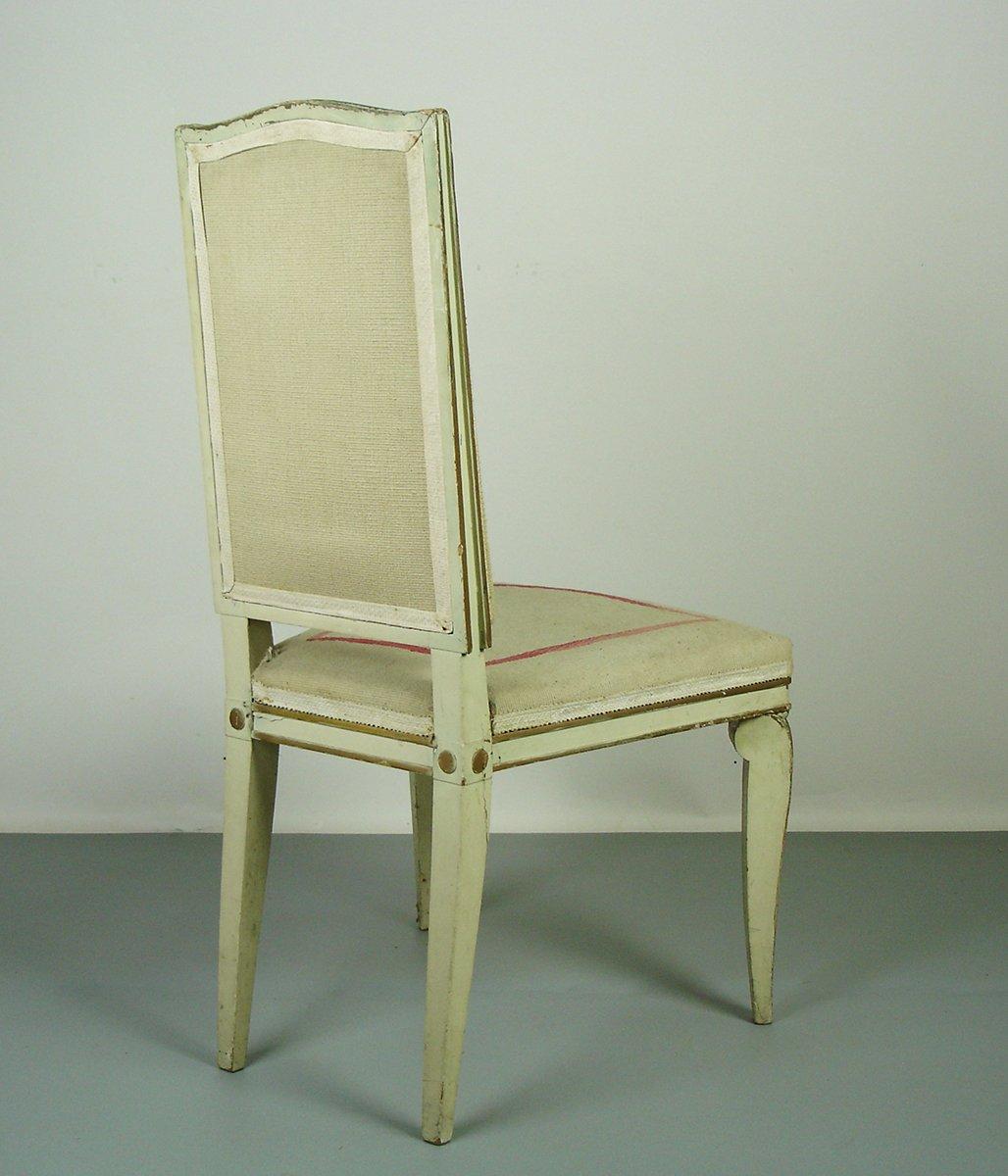 vintage stuhl von andr arbus bei pamono kaufen. Black Bedroom Furniture Sets. Home Design Ideas