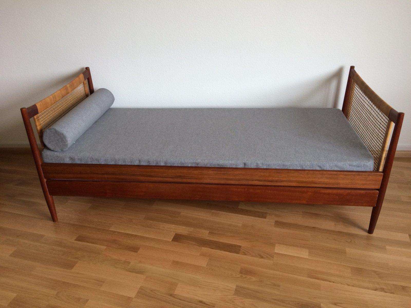 tagesbett von b rge mogensen f r s borg m bler 1960er bei pamono kaufen. Black Bedroom Furniture Sets. Home Design Ideas