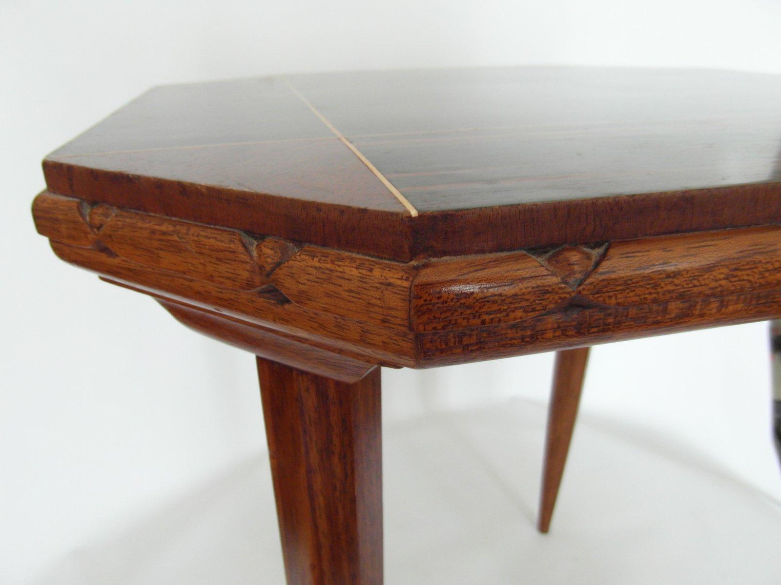art deco beistelltisch 1930er bei pamono kaufen. Black Bedroom Furniture Sets. Home Design Ideas